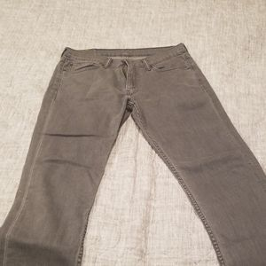 Levi's 511 33 30 slim fit jeans